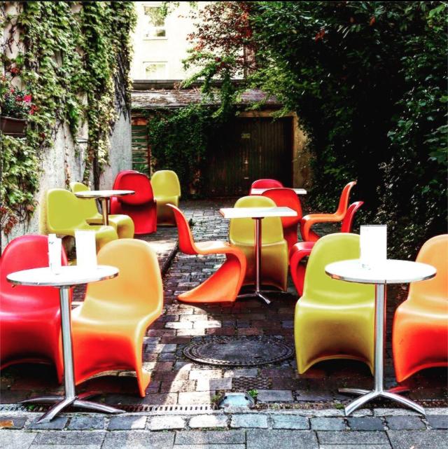 Maria Passagne – Bar Restaurant