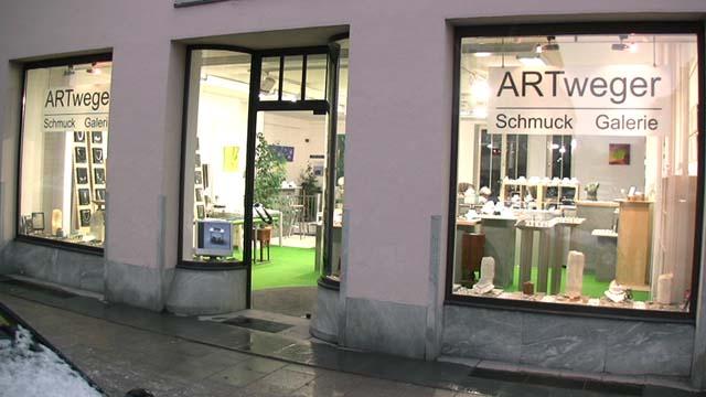ARTweger Schmuck Galerie