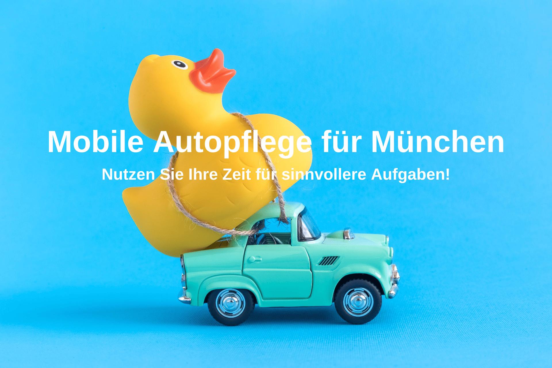 Hoodburg – mobile Autoreinigung für München